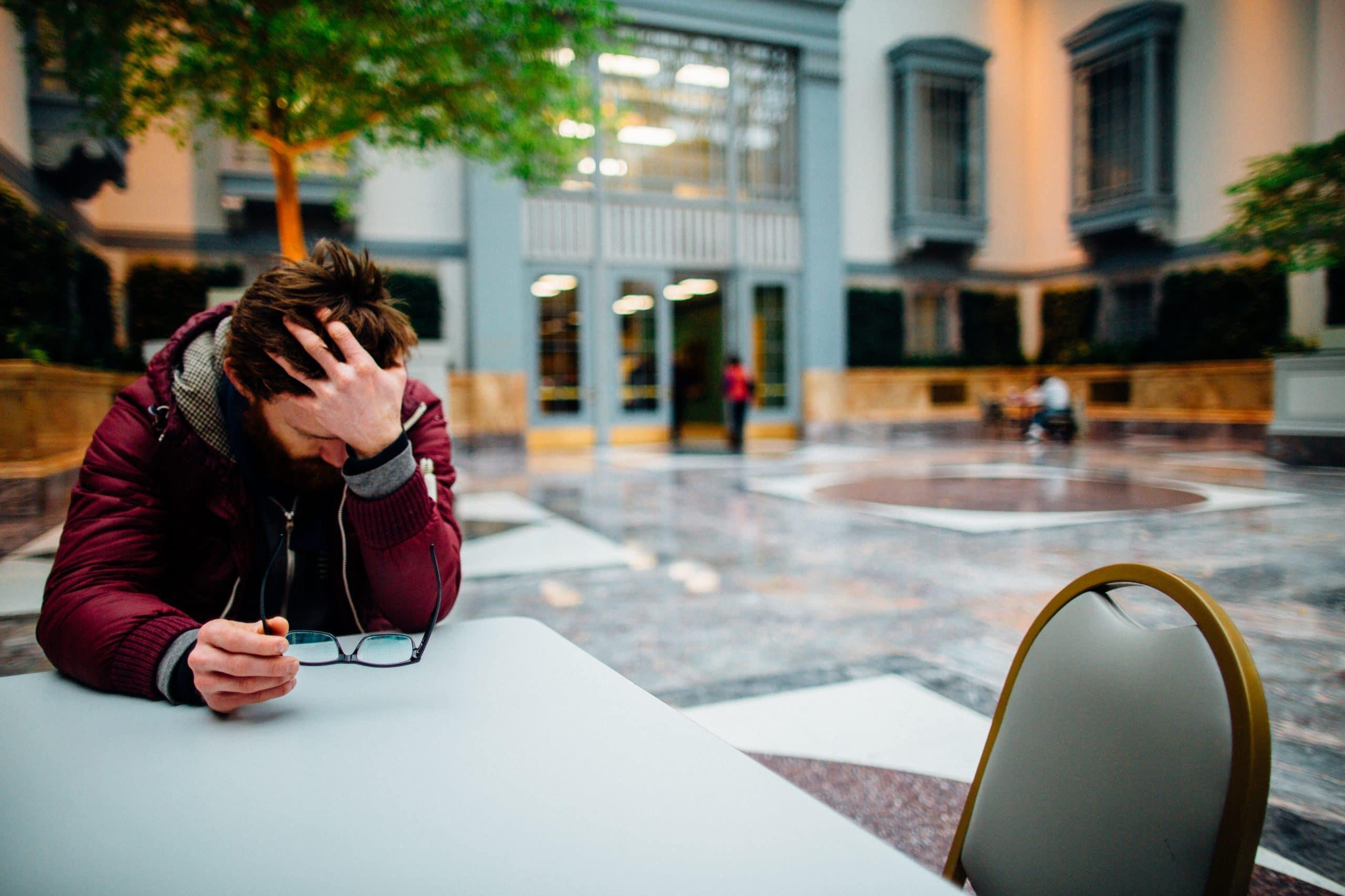 Stress als Ausbilder